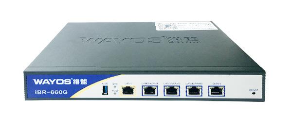 IBR-660G四WAN千兆智能路由器