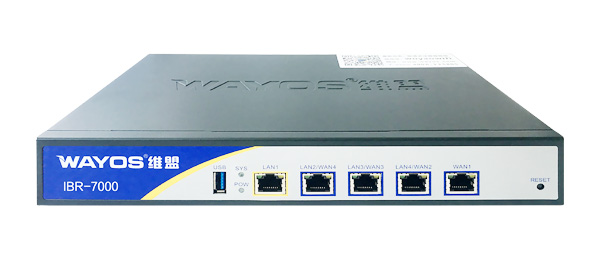 IBR-7000四WAN千兆网吧智能路由器