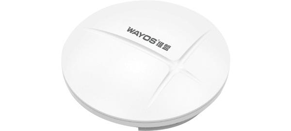 WAP-3502C双频吸顶式AP