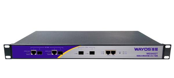 WE8402T 2口OLT光通信设备