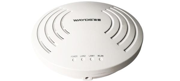 WAP-1000吸顶式AP