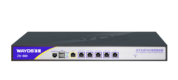 ZS-880智慧WiFi网关