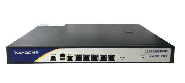 IBR-8100全千兆网吧路由器