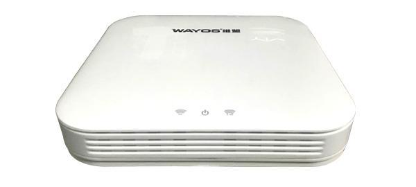 WAP-8001C-B1千兆双频吸顶式AP