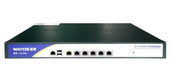 LQ-600五WAN千兆行为管理路由器