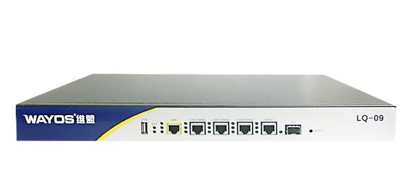 LQ-09四WAN千兆行为管理路由器