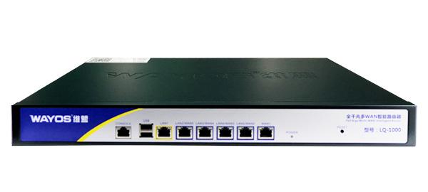LQ-1000五WAN千兆行为管理路由器