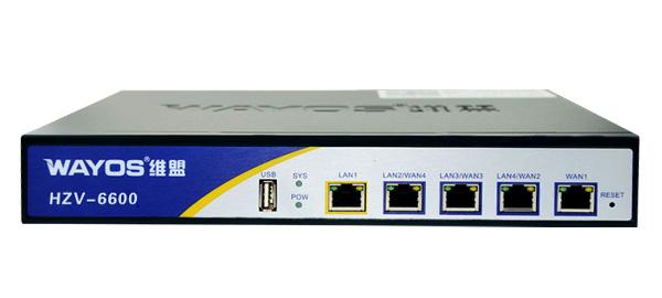 HZV-6600智慧WiFi网关