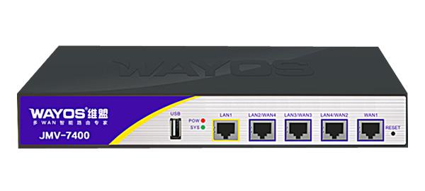 JMV-7400智慧WiFi网关